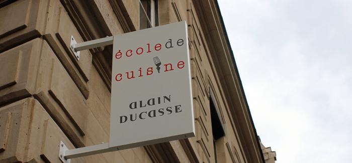 Paris: På kokkeskole hos Alain Ducasse