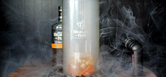 WednesdaysWhisky: Old Fashioned – HP12 med masser af røg