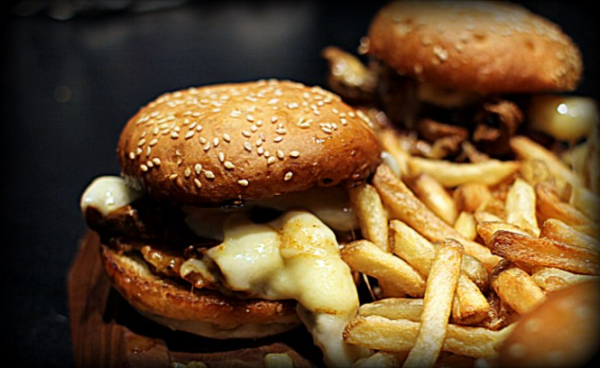 Dette er på TOP 3 over mine bedste burgere...
