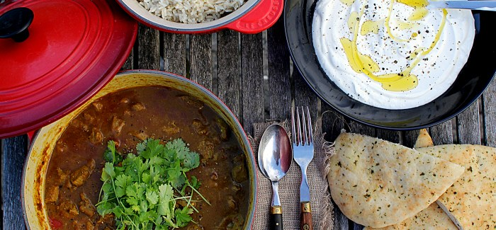 Indisk Hotpot: Spicy Lam Bhuna