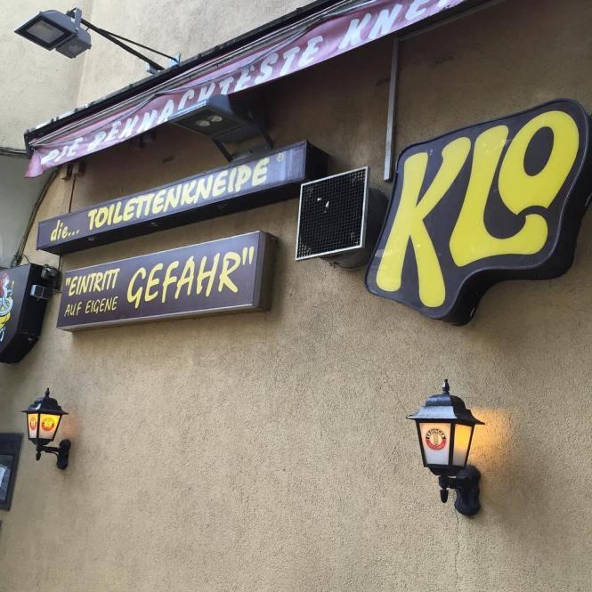 Klo Bar