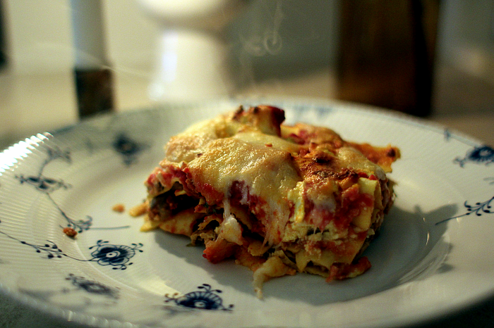 Food On Film - Take 10: Garfields Lasagne