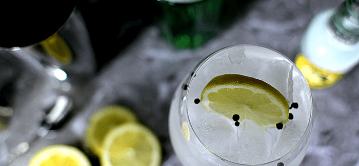 Tuesdays G&T: Good Old Classic Tanqueray no. 10