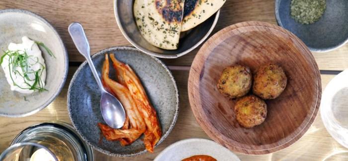 Gemyse: Gastromand går grøntsagsamok i Tivoli