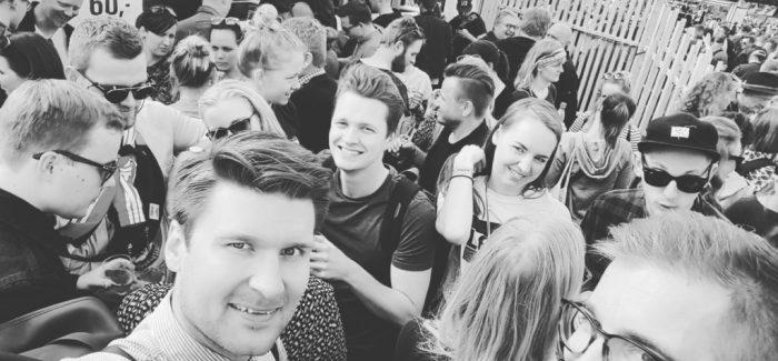 Jagten på Danmarks Bedste Festivalsnack II: Northside Festival