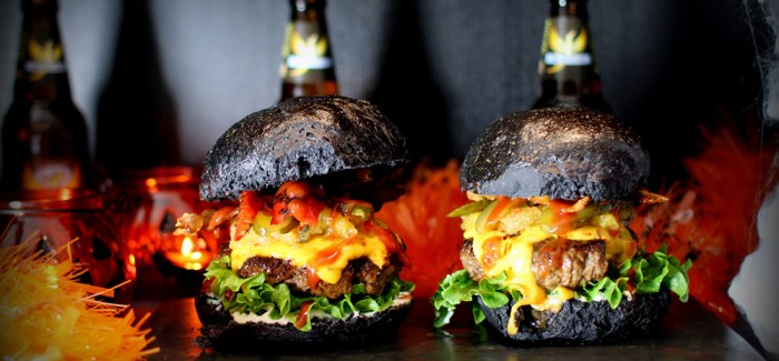 Halloween Special: The Horror Burger!