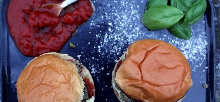 Nytårskur: Meatloaf Burger