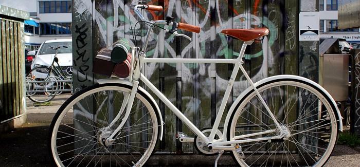 Cyklen er ladet med… Single Malt – Glenfiddich møder CPH Bike Company