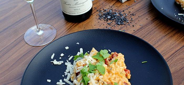 Opskriften på den perfekte risotto!