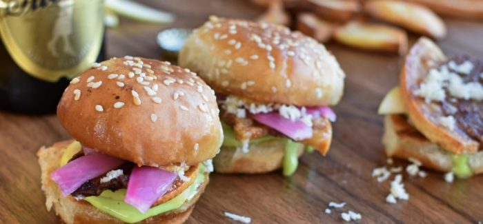 Stegt Flæsk Slider – Danmarks uofficielle VM-burger