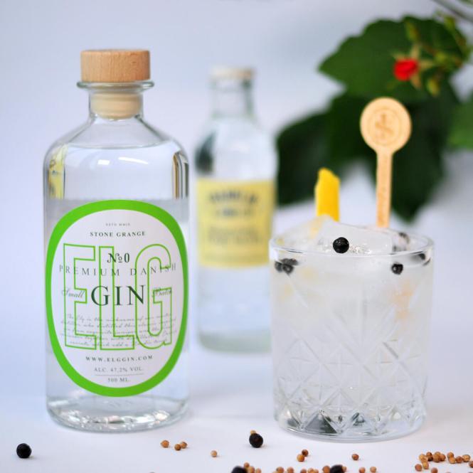 ELG No. 0 - Stone Grange Distillery