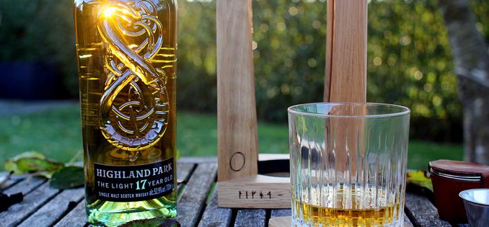 Wednesdays Whisky: Highland Park The Light