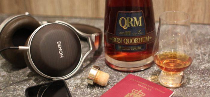 Ron Quorhum 30 Aniversario – en lækker rom til julegaven