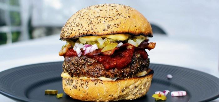 Den perfekte Cheeseburger