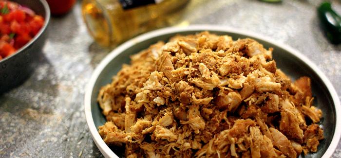 Pulled Chicken – super mør og saftig kylling