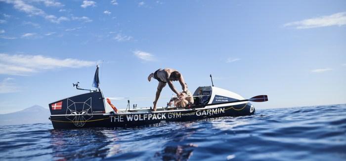 Wednesdays Whisky: Dansk duo sejler 5000 km på åbent hav med kurs mod Caribien i robåd