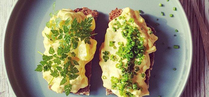 Hjemmelavet æggesalat på 15 min. – den eneste opskrift du behøver
