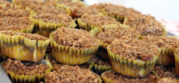 Fynske Drømmekage-muffins