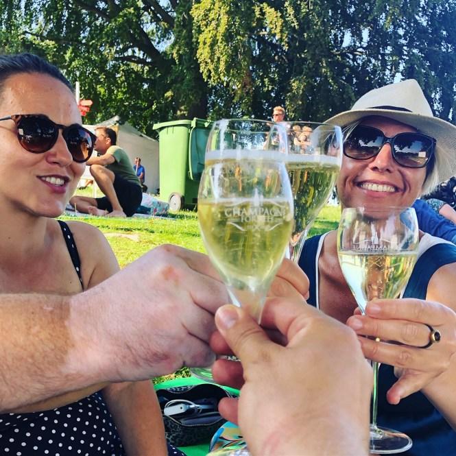 Gastromænds Champagneanmeldere