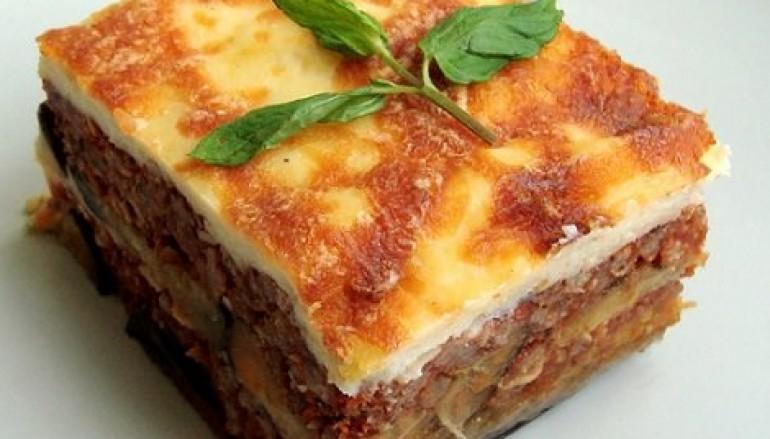 Musaka griega  Gastro News Online