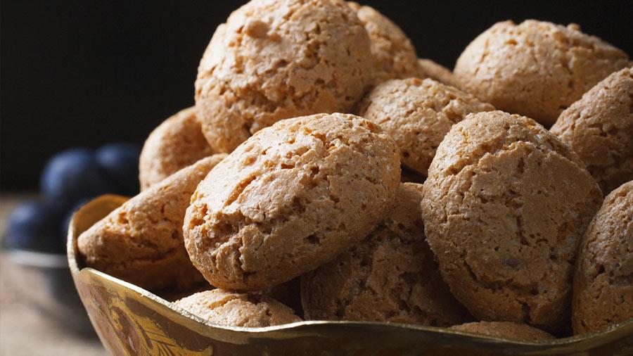Amaretti Biscuits  Gastro Nicks