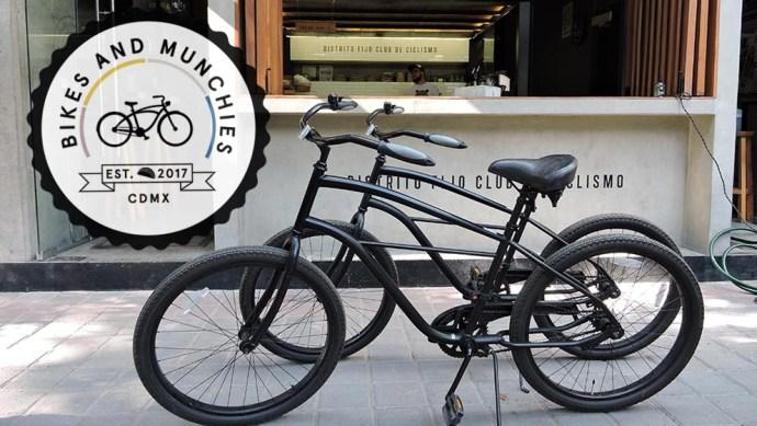 Bikes and Munchies