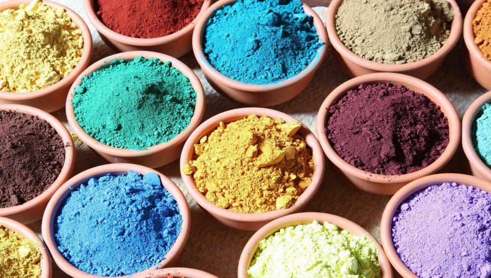 colorantes artificiales