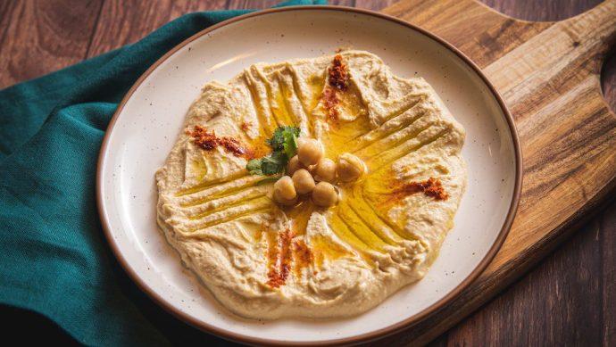 Hummus Million Dollar Vegan