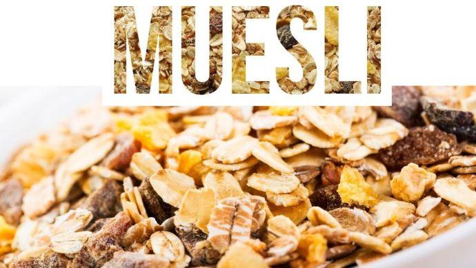 Muesli Cereales