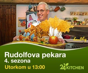 Rudolfova pekara na 24Kitchen utorkom u 13h