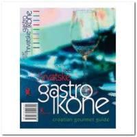 Knjiga – Vodič kroz Hrvatske Gastro Ikone