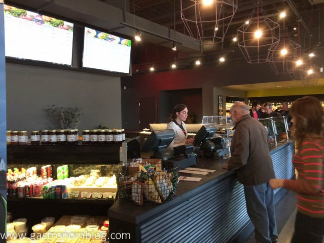 Spirit World Grand Opening - Deli Counter