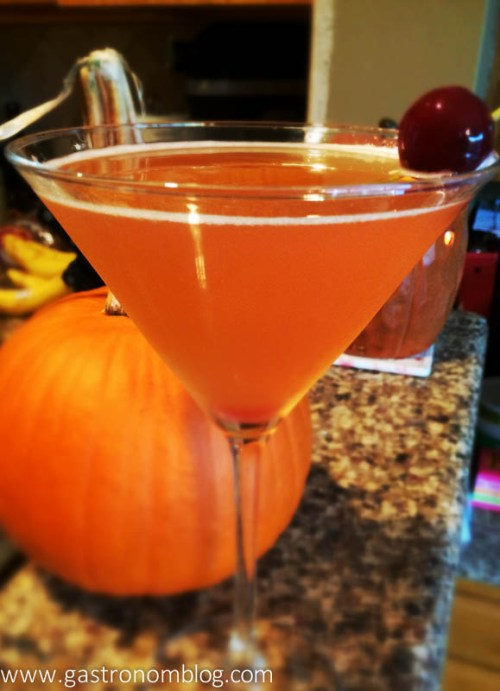 Apple Cider Sidecar Cocktail