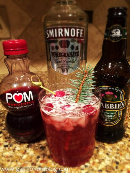 The Pomegrante Mule