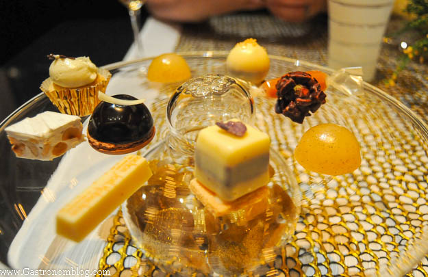 Le Moka-Le Thé - The Dessert Cart