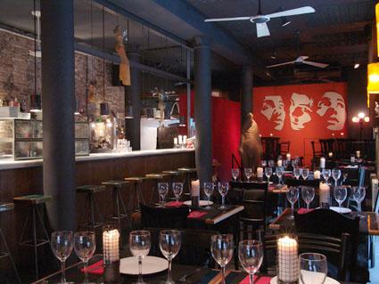 Imprevist Restaurante Barcelona  opinin Miquel Sen