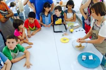FMA taller cuina Silvia pastant