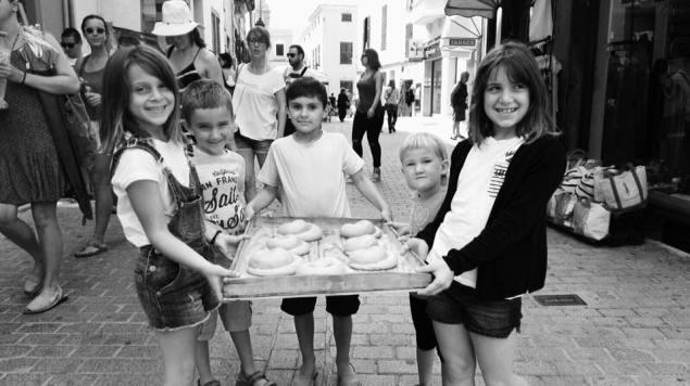 Gastro Sant Joan xocolati ensiamada fillets