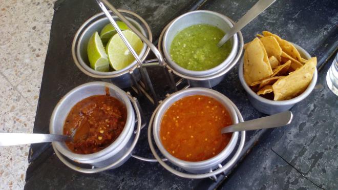 Tumbando el mito la comida mexicana no es picante  Gastronoma y recetas de Mxico