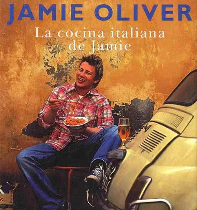 La cocina italiana de Jamie Oliver  Gastronoma  Ca