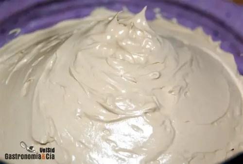 Crema de mantequilla  Gastronoma  Ca