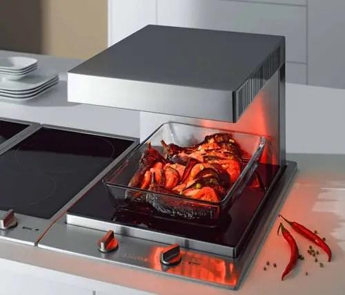 Salamandra para tu cocina  Gastronoma  Ca