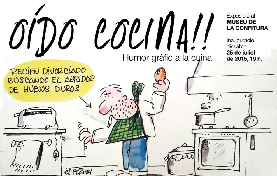Odo Cocina Humor grfico en la cocina  Gastronoma  Ca