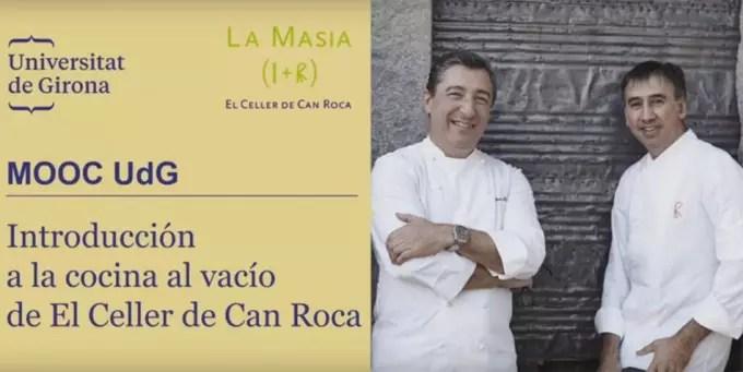 Introducci n a la cocina al vac o de el celler de can roca for Libro cocina al vacio joan roca pdf