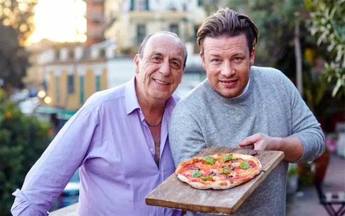 Jamie Cocina en Italia nuevo programa en Canal Cocina