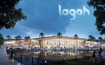 El centro comercial Lagoh de Palmas Alta abrirá en septiembre con 260 millones de euros de inversión
