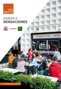 Black Friday Centro Comercial Los Arcos - Gastronomía y Moda