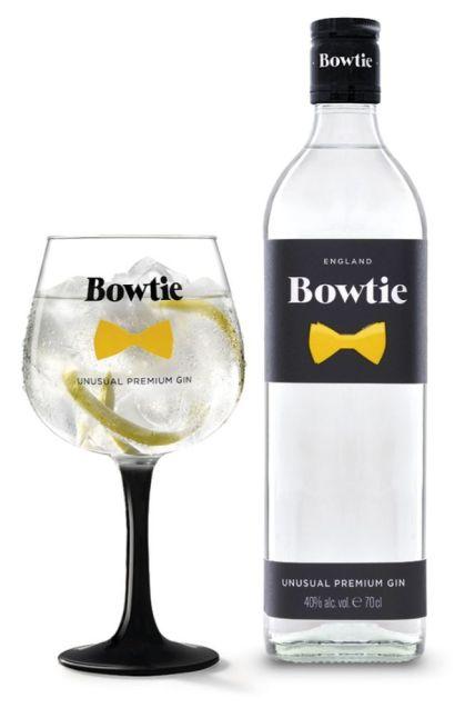 Bowtie, la ginebra desenfadadamente elegante
