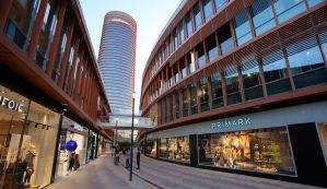 Centro Comercial TORRE SEVILLA en su primer día de apertura - Gastronomía y Moda