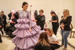 La Moda Flamenca triunfa en Málaga - Gastronomía y Moda